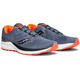 saucony Jazz 20 Shoes Men Grey/Black/ViziRed